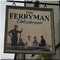 SN3010 : Ferryman Delicatessen on King Street, Laugharne by Ian S