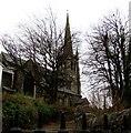 SO0002 : St Elvan's Church, Aberdare by Jaggery