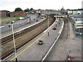 ST3261 : Weston-Super-Mare railway station, Somerset by Nigel Thompson