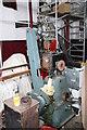 TQ3688 : Walthamstow Pumphouse Museum - steam engine by Chris Allen