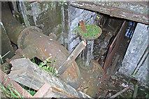 SS6694 : Hafod Works, Landore - condensing plant by Chris Allen