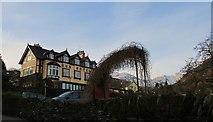 SD3097 : The Sun hotel. by steven ruffles