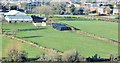 J3669 : Suburbs and farm, Belfast (February 2015) by Albert Bridge
