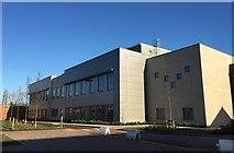 SJ8545 : Royal Stoke University Hospital: Renal Unit by Jonathan Hutchins