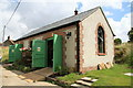 ST6416 : Sherborne Steam & Waterwheel Museum - new engine house by Chris Allen