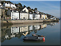 SN6195 : Fantastic February weather in Aderdovey/Aberdyfi by Dave Croker