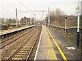 SJ8549 : Longport railway station, Staffordshire by Nigel Thompson