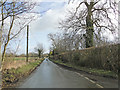 TM2288 : Un-named road at North Green by Adrian S Pye