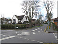 TQ2863 : Brambledown Road, Wallington, looking west by Stephen Craven