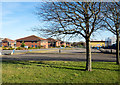 NZ2722 : Aycliffe Industrial Estate - brick-built units by Trevor Littlewood