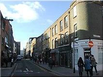 TQ3382 : Redchurch Street, Shoreditch by Chris Whippet