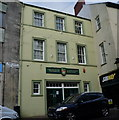 SN4120 : Carmarthen Town Council building on Nott Square by Ian S