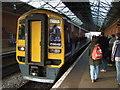 TA0339 : Beverley Railway Station by JThomas