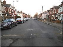 TQ2472 : Revelstoke Road, Southfields by David Howard
