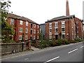 SJ5128 : Wem Mill apartments, Wem by Jaggery