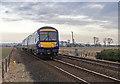 NO2927 : Class 170 DMU near Broomhall by William Starkey