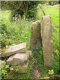 SE0927 : Stile on Calderdale Way by Derek Harper