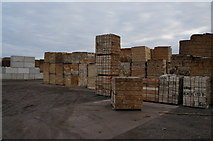 TA0623 : Old Ferry Wharf Timber Terminal by Ian S