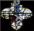 SE6051 : Tracery, Pricke of Conscience window, All Saints' church by J.Hannan-Briggs