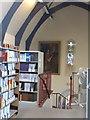 SJ9323 : Library, Stafford Hospital (interior) by Jonathan Hutchins