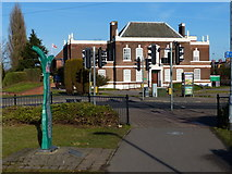 SK4214 : Stenson House on London Road in Coalville by Mat Fascione