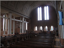 TQ4275 : St Barnabas church, Eltham: nave by Stephen Craven
