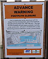 TA1328 : Trans Pennine Trail closed permanently! by Ian S