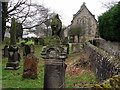 NY7064 : Church of the Holy Cross, Haltwhistle by Andrew Curtis