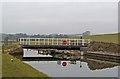 SD9453 : Highgate Swing Bridge no 173, Leeds-Liverpool Canal by Jim Osley
