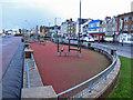 SD4364 : Promenade and playpark by Richard Dorrell