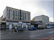 SD4364 : Art Deco buildings  by Richard Dorrell