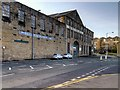 SD8332 : Newtown Mill, Burnley by David Dixon