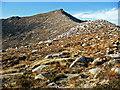 NR9941 : East of Goatfell by William Starkey