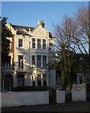TQ2775 : House on Clapham Common by Derek Harper