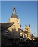 TQ2775 : Saint Andrew's United Reformed Church, Battersea Rise by Derek Harper