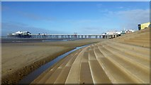 SD3036 : North Pier, Blackpool by Rude Health