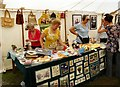 SJ9593 : WI stall at Gee Cross Fete 2009 by Gerald England
