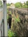SK0296 : Tintwistle Bridge by Derek Harper