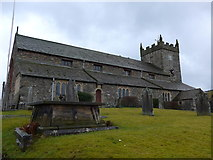 SD3598 : St Michael  & All Angels, Hawkshead: mid-February 2015 by Basher Eyre
