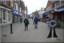TQ0202 : Littlehampton High St by Nigel Mykura