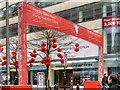 SJ8398 : Kung Hei Fat Choy St Ann's Square by David Dixon