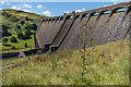 SN8763 : Claerwen Dam by Ian Capper