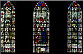SE5951 : West window, Holy Trinity, Micklegate, York by Julian P Guffogg