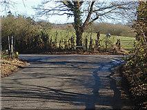 SU8262 : Mill Lane  by Alan Hunt