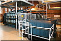TF3242 : Black Sluice Pumping Station - diesel engines by Chris Allen