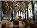 TQ3181 : Temple Church - The Chancel by Rob Farrow
