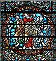 TQ3181 : Temple Church - East Window detail by Rob Farrow
