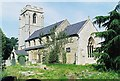 TF1026 : The parish church at Dunsby, near Bourne, Lincolnshire by Rex Needle