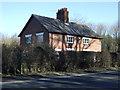 SE9955 : House on the A614, Eastburn by JThomas