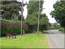 SJ6950 : Main Road, Wybunbury by Richard Webb